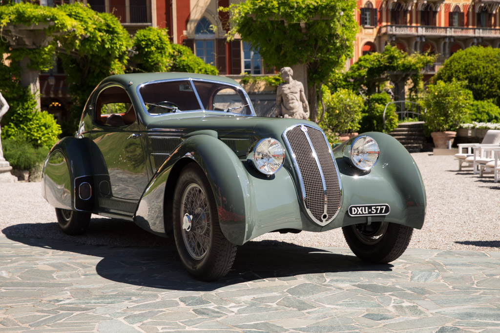 Click here to open the Lancia Astura Castagna Aerodinamica Coupe gallery