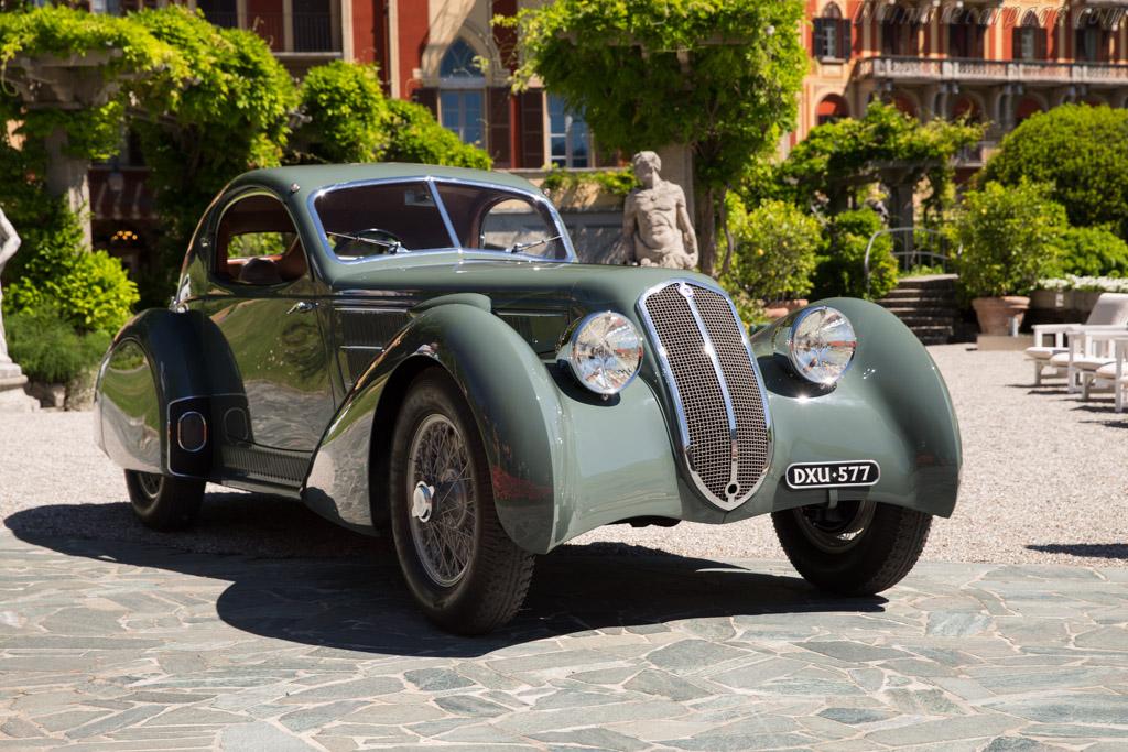 1935 Lancia Astura Castagna Aerodinamica Coupe Images