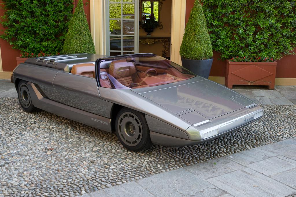 Lamborghini Athon Concept Chassis S155 01 2016 Concorso D Eleganza Villa D Este
