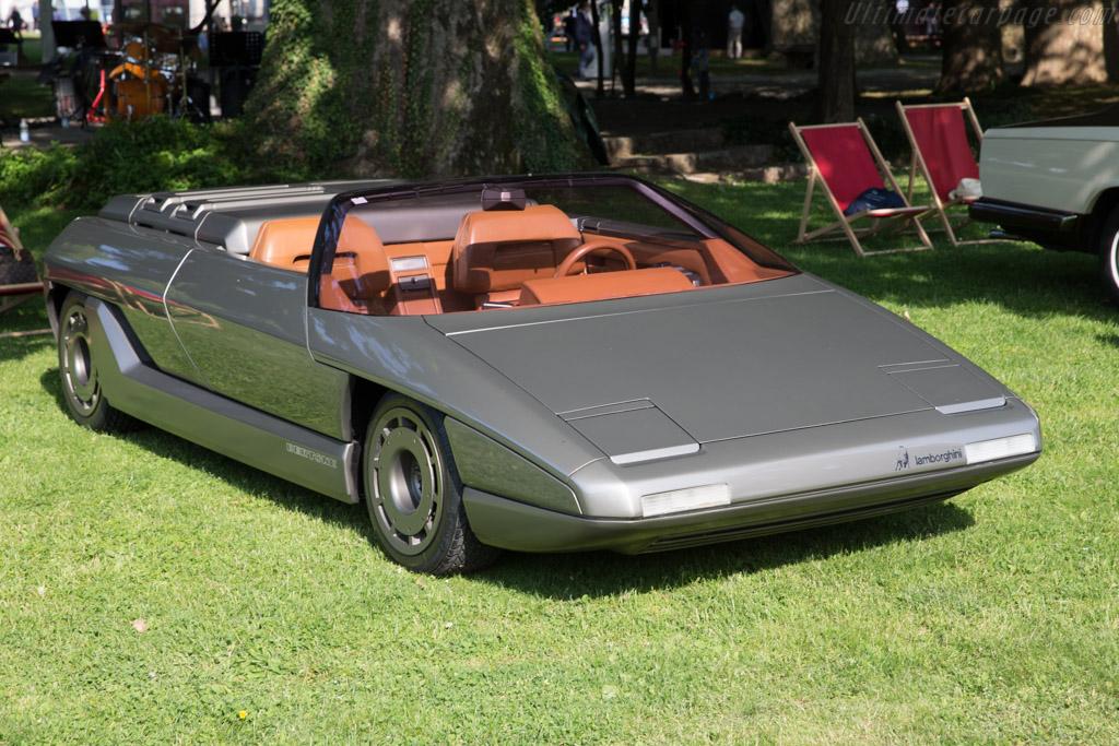 Lamborghini Athon Concept - Chassis: S155/01   - 2016 Concorso d'Eleganza Villa d'Este