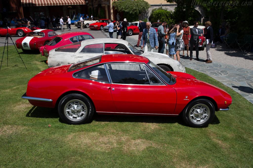 Fiat Moretti 850 Sportiva - Chassis: 0938337   - 2016 Concorso d'Eleganza Villa d'Este
