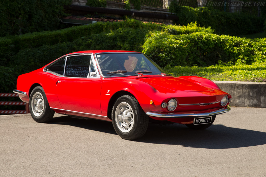 Click here to open the Fiat Moretti 850 Sportiva gallery