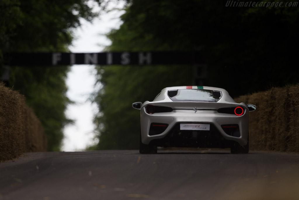 Ferrari 458 Mm Speciale Chassis 214131 2016 Goodwood Festival