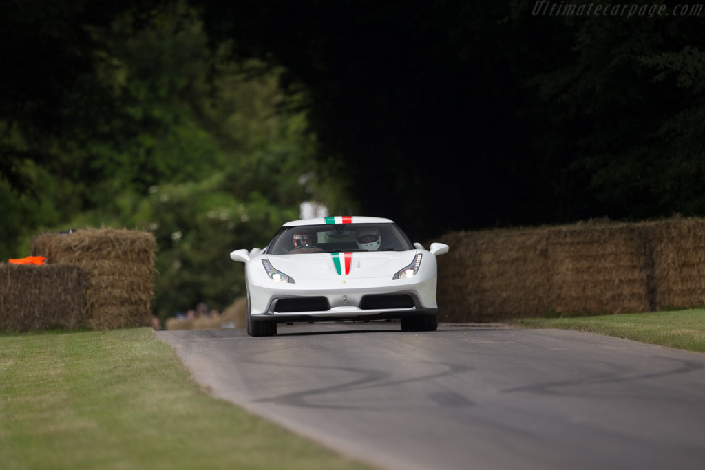 Ferrari 458 MM Speciale - Chassis: 214131   - 2016 Goodwood Festival of Speed