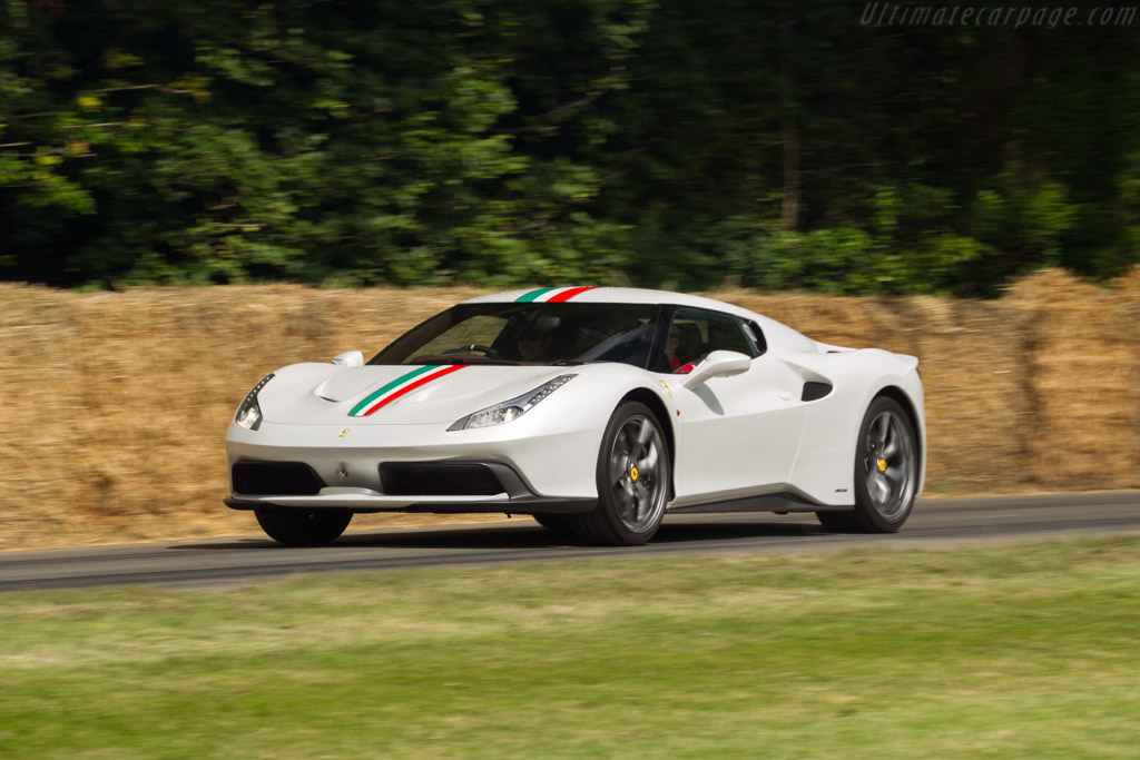 2016 Ferrari 458 Mm Speciale Images Specifications And