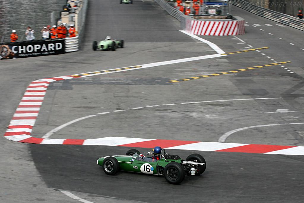 Brabham BT11 Climax - Chassis: F1-5-64   - 2006 Monaco Historic Grand Prix