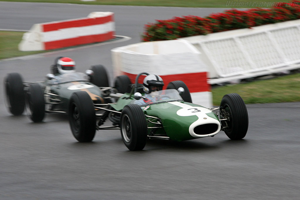 Brabham BT11 Climax - Chassis: F1-5-64   - 2006 Goodwood Revival