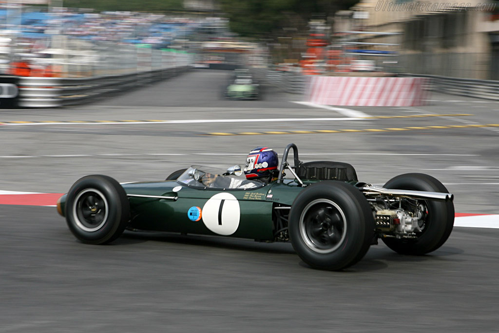 Brabham BT11 Climax - Chassis: F1-1-64   - 2006 Monaco Historic Grand Prix
