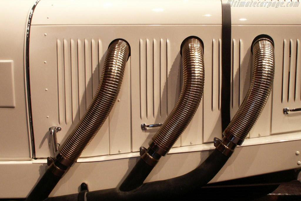 Mercedes-Benz 710 SSK 27/170/225 hp Rennwagen - Chassis: 36246   - 2003 Retromobile