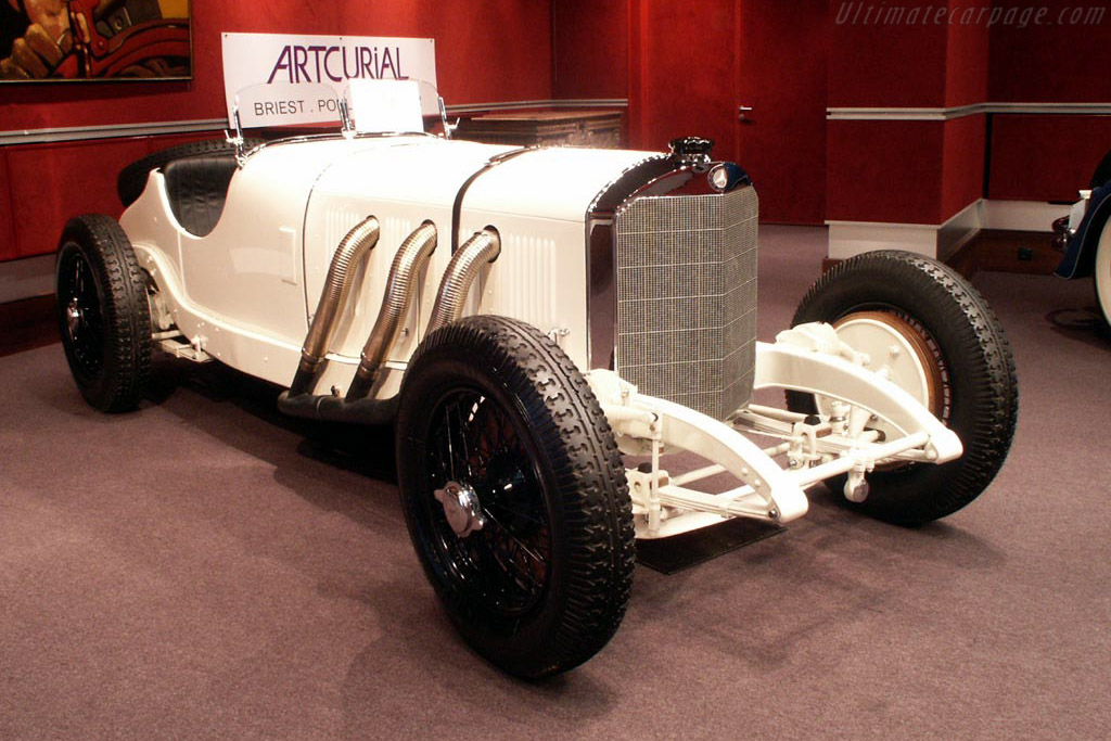 Click here to open the Mercedes-Benz 710 SSK 27/170/225 hp Rennwagen gallery
