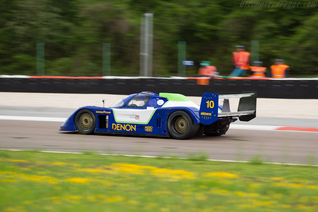 Spice SE92P Chevrolet - Chassis: SE92P-025   - 2016 Grand Prix de l'Age d'Or