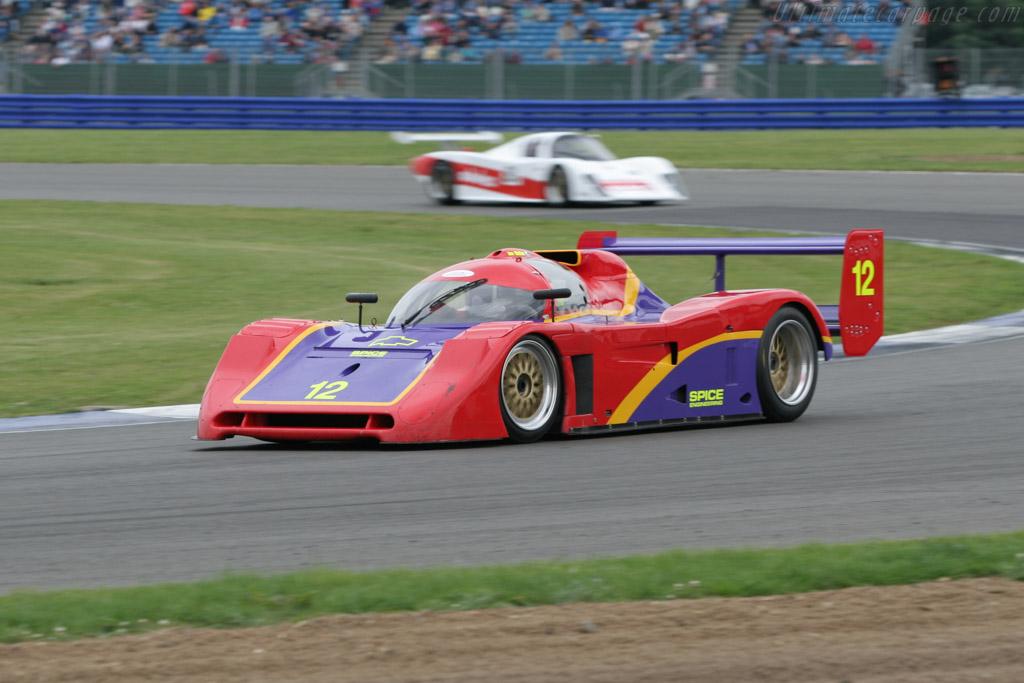 Spice SE92P Chevrolet - Chassis: SE92P-025   - 2005 Silverstone Classic