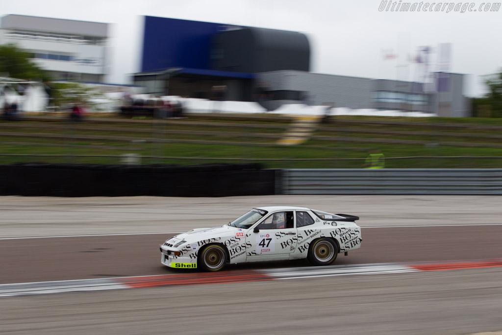 Porsche 924 Carrera GTR - Chassis: 009   - 2016 Grand Prix de l'Age d'Or