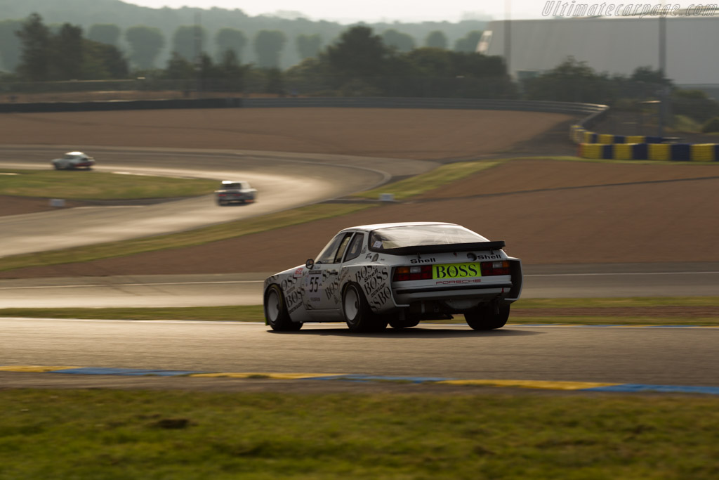 Porsche 924 Carrera GTR - Chassis: 009   - 2016 Le Mans Classic