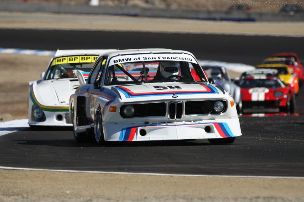 BMW 3.0 CSL IMSA - Chassis: 2275987   - 2007 Monterey Historic Automobile Races