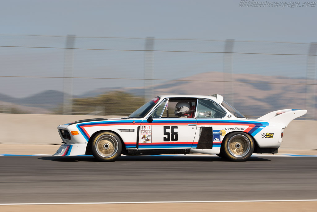 BMW 3.0 CSL IMSA - Chassis: 2275987   - 2009 Monterey Historic Automobile Races