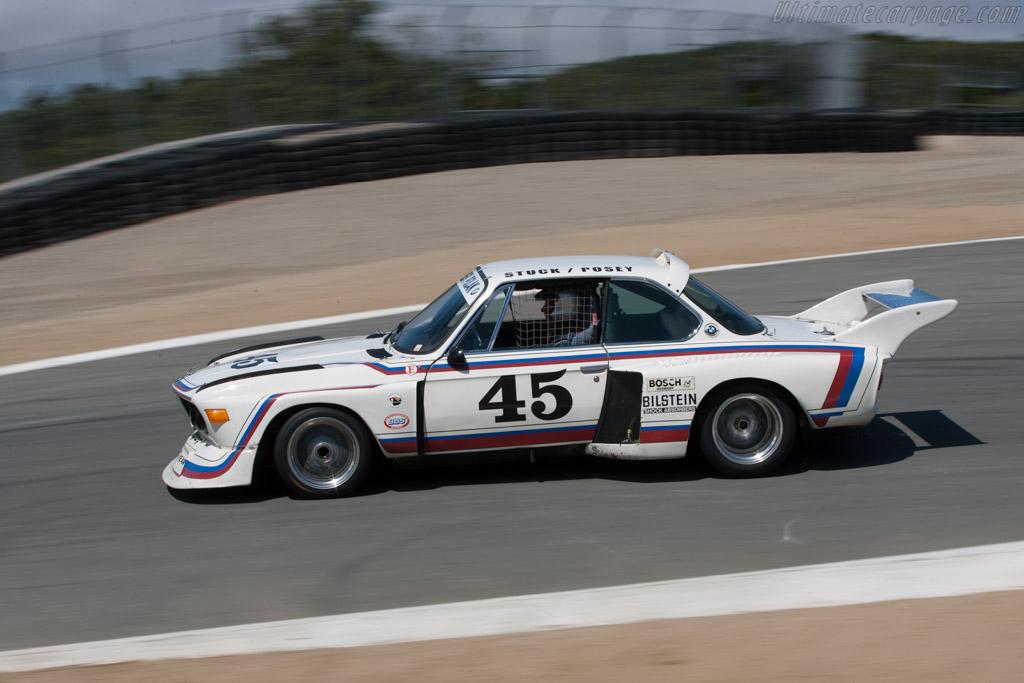 BMW 3.0 CSL IMSA - Chassis: 2275988   - 2010 Monterey Motorsports Reunion