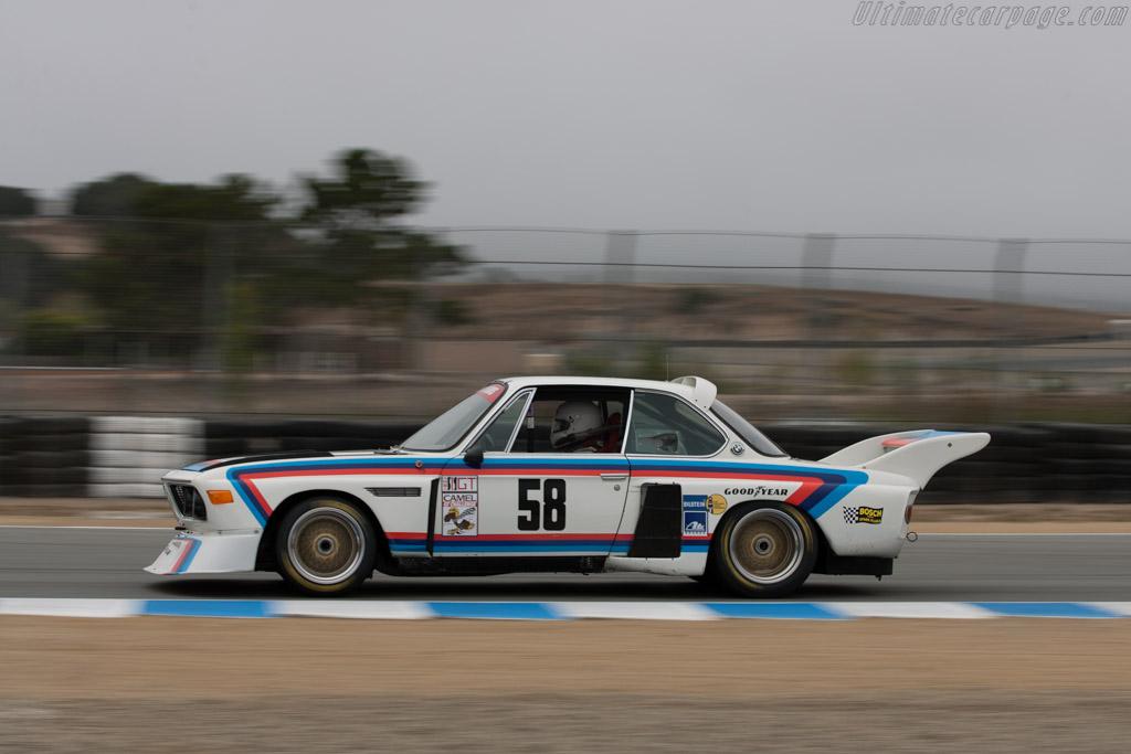 BMW 3.0 CSL IMSA - Chassis: 2275987   - 2010 Monterey Motorsports Reunion