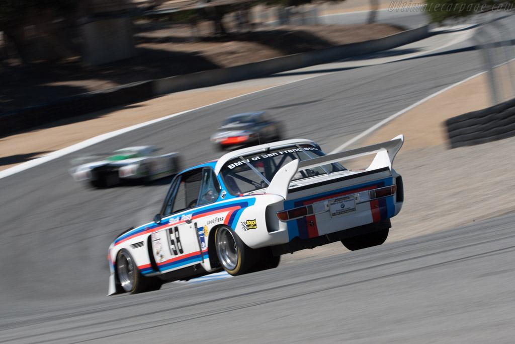 BMW 3.0 CSL IMSA - Chassis: 2275987   - 2011 Monterey Motorsports Reunion