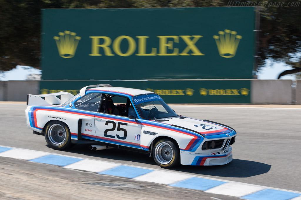 BMW 3.0 CSL IMSA - Chassis: 2275985   - 2012 Monterey Motorsports Reunion