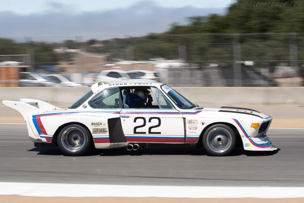 BMW 3.0 CSL IMSA - Chassis: 2275988   - 2013 Monterey Motorsports Reunion