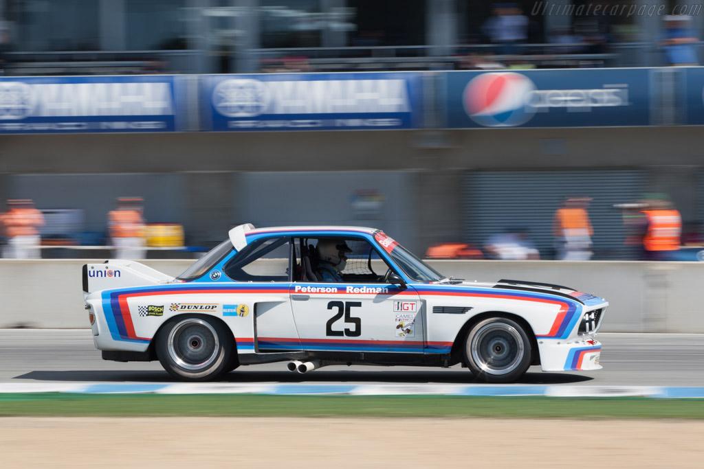 BMW 3.0 CSL IMSA - Chassis: 2275985   - 2013 Monterey Motorsports Reunion