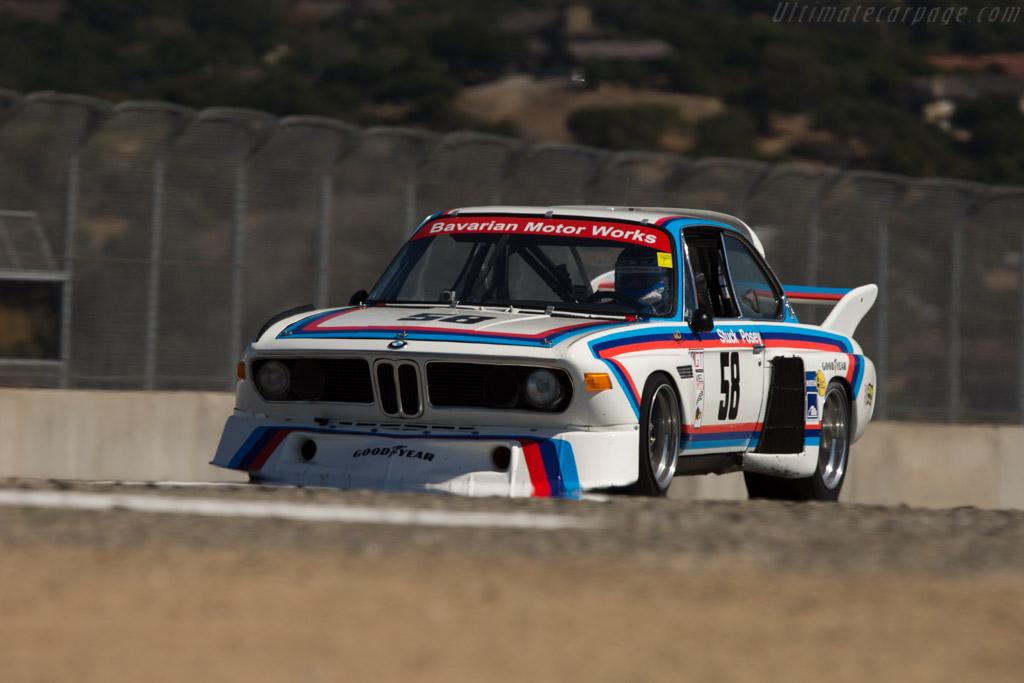 BMW 3.0 CSL IMSA - Chassis: 2275987   - 2014 Monterey Motorsports Reunion