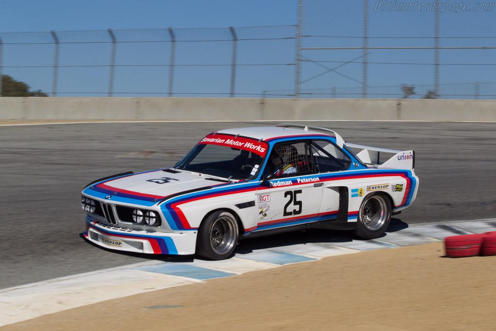 BMW 3.0 CSL IMSA - Chassis: 2275985   - 2014 Monterey Motorsports Reunion