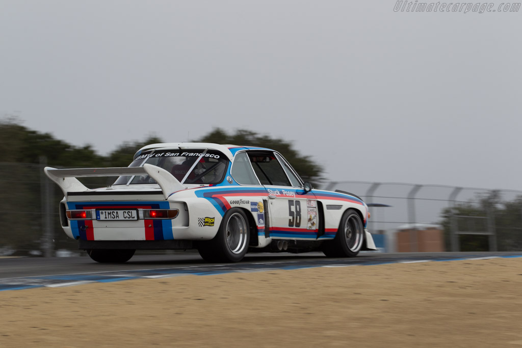 Bmw 3.0 Csl >> BMW 3.0 CSL IMSA - Chassis: 2275987 - 2015 Monterey Motorsports Reunion