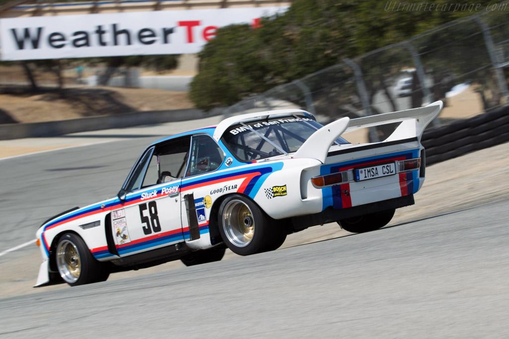 BMW 3.0 CSL IMSA - Chassis: 2275987   - 2015 Monterey Motorsports Reunion