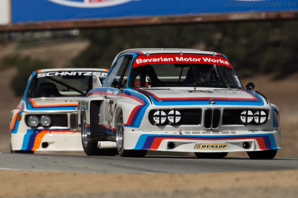 bmw 3 0 csl imsa chassis 2275985 2015 monterey motorsports reunion. Black Bedroom Furniture Sets. Home Design Ideas