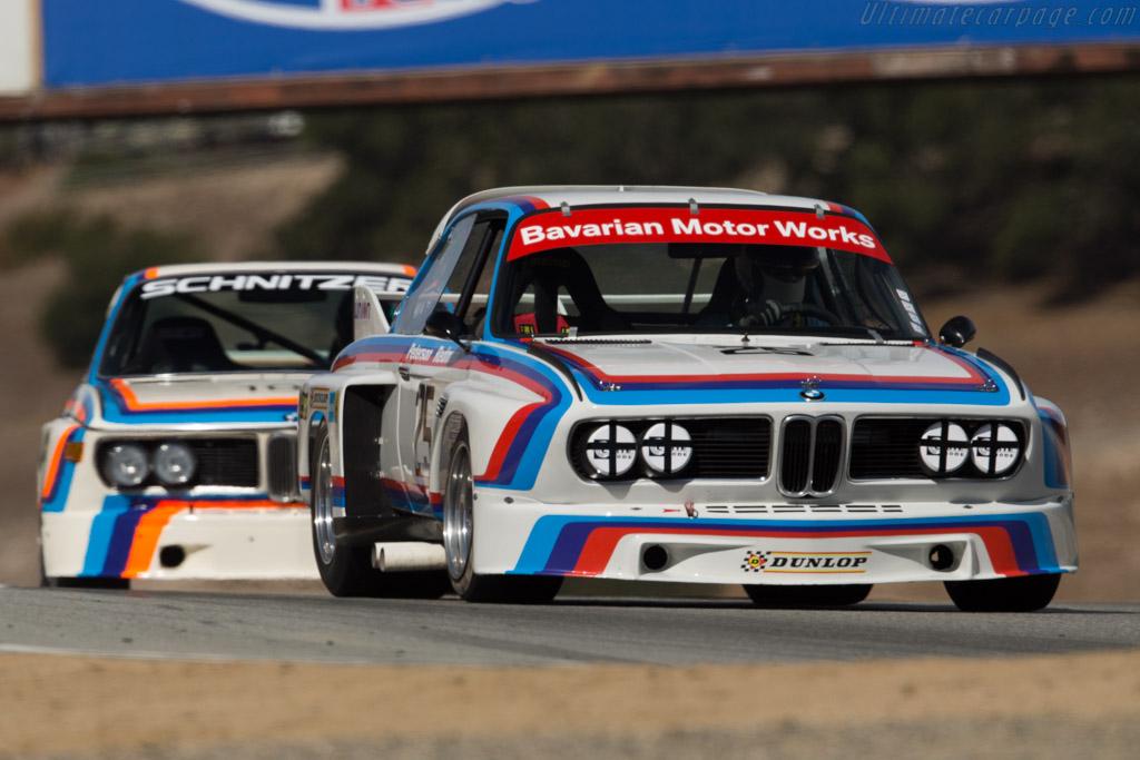 BMW 3.0 CSL IMSA - Chassis: 2275985   - 2015 Monterey Motorsports Reunion