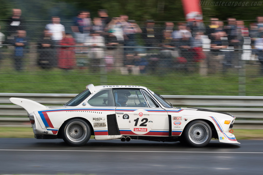 BMW 3.0 CSL IMSA - Chassis: 2275988   - 2012 Le Mans Classic