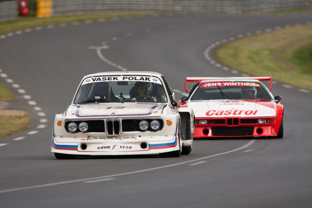 BMW 3.0 CSL IMSA - Chassis: 2275988   - 2012 Le Mans Classic