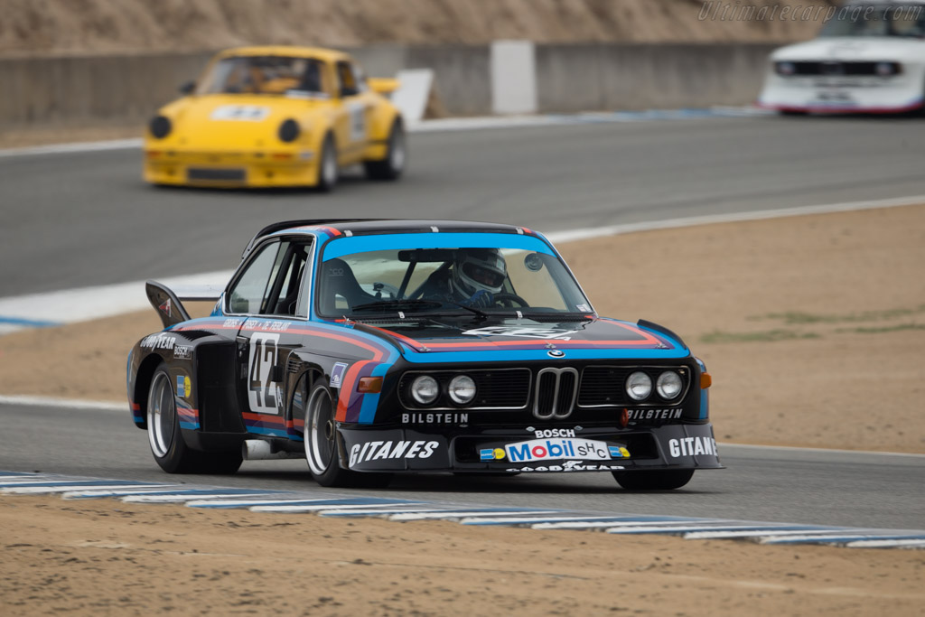 BMW 3.0 CSL IMSA - Chassis: 2275988   - 2016 Monterey Motorsports Reunion