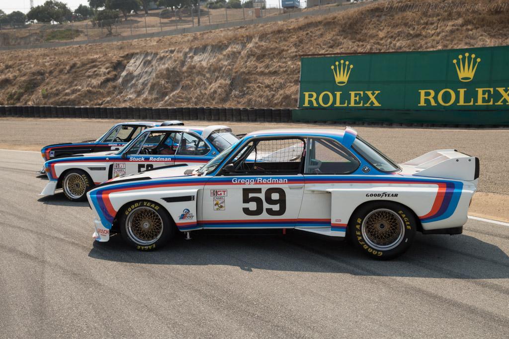 BMW 3.0 CSL IMSA - Chassis: 2275986   - 2016 Monterey Motorsports Reunion