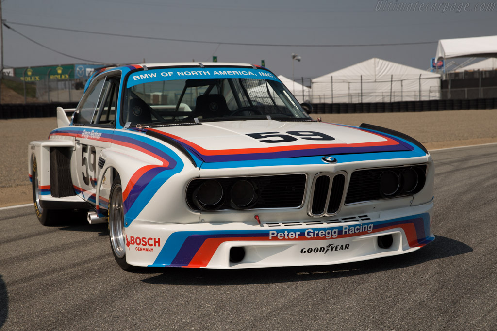 Bmw 3.0 Csl >> 1975 Bmw 3 0 Csl Imsa Images Specifications And Information