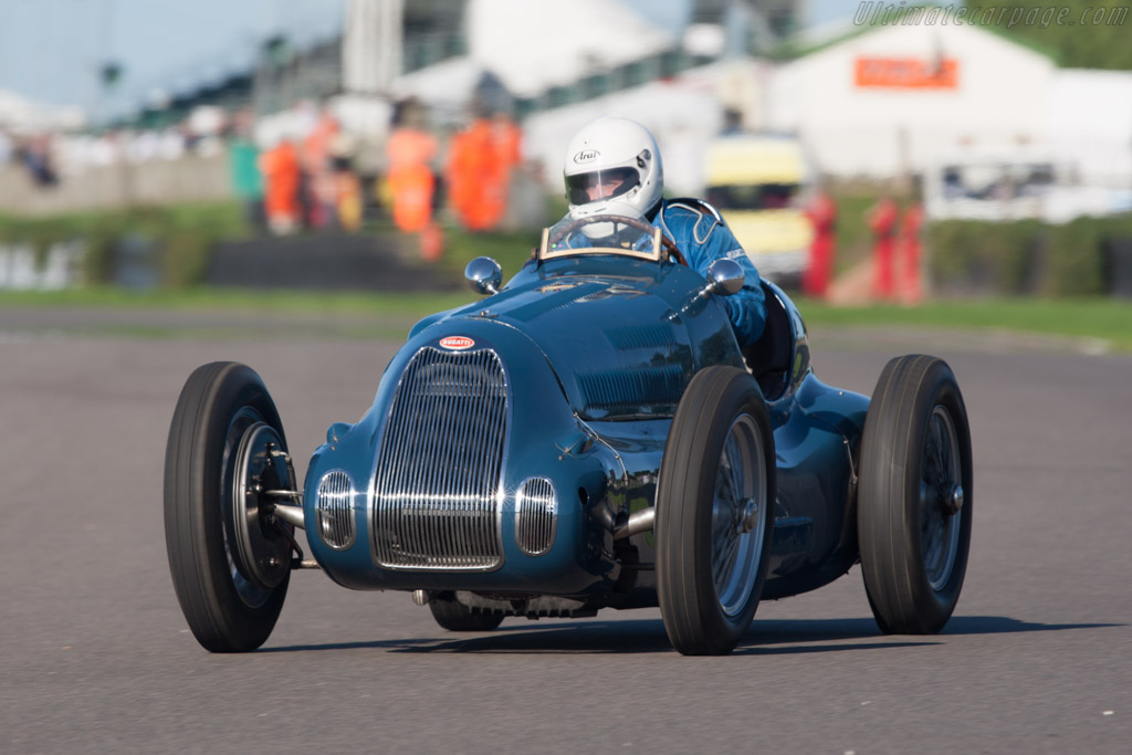 Bugatti Type 73C - Chassis: 73C005   - 2010 Goodwood Revival