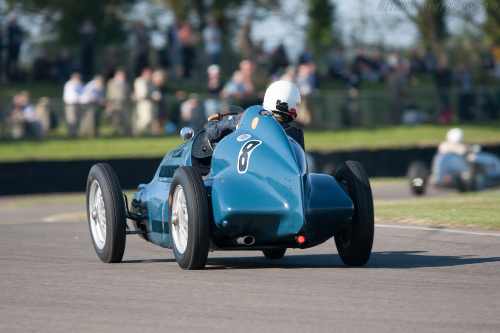 Bugatti Type 73C - Chassis: 73C005   - 2012 Goodwood Revival