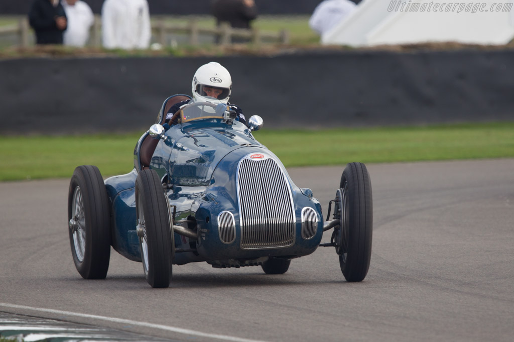 Bugatti Type 73C - Chassis: 73C005   - 2013 Goodwood Revival