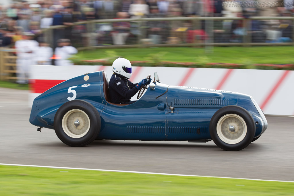Bugatti Type 73C - Chassis: 73C005   - 2015 Goodwood Revival