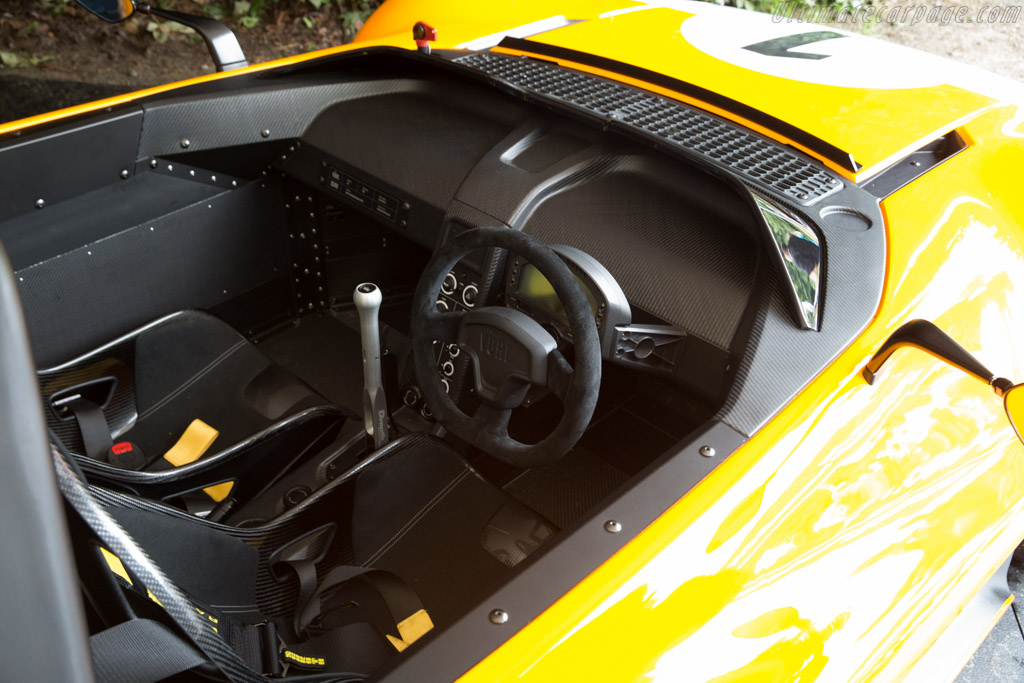 VUHL 05RR    - 2016 Goodwood Festival of Speed