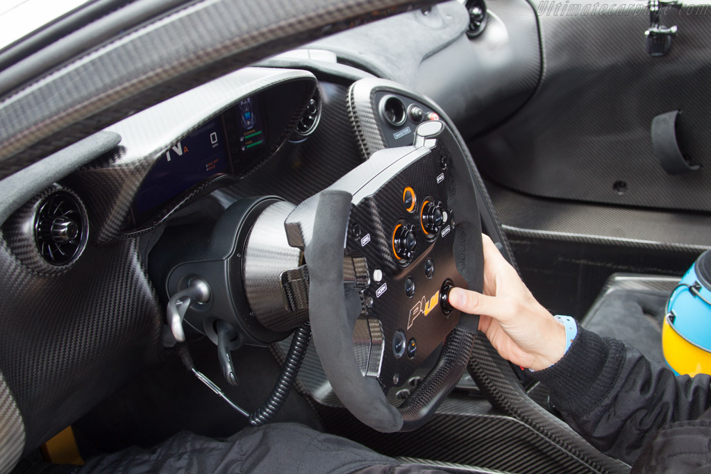 Mclaren P1 Lm Chassis Xp1lm 2016 Goodwood Festival Of