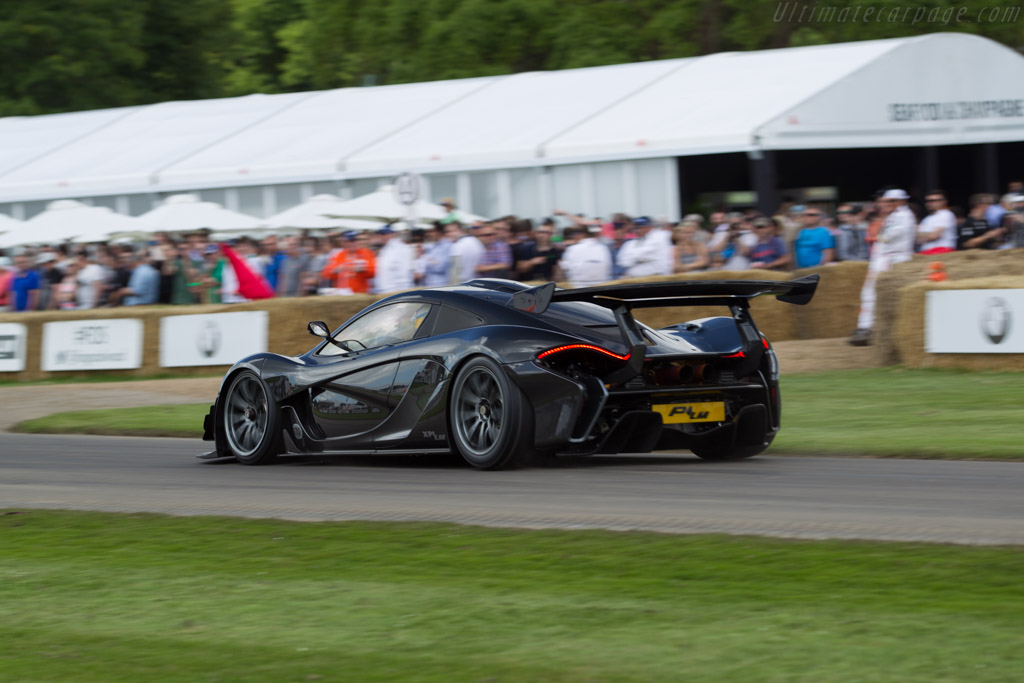 McLaren P1 LM - Chassis: XP1LM   - 2016 Goodwood Festival of Speed