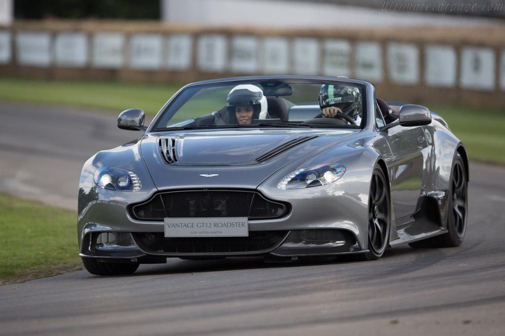 Aston Martin Vantage GT12 Roadster    - 2016 Goodwood Festival of Speed