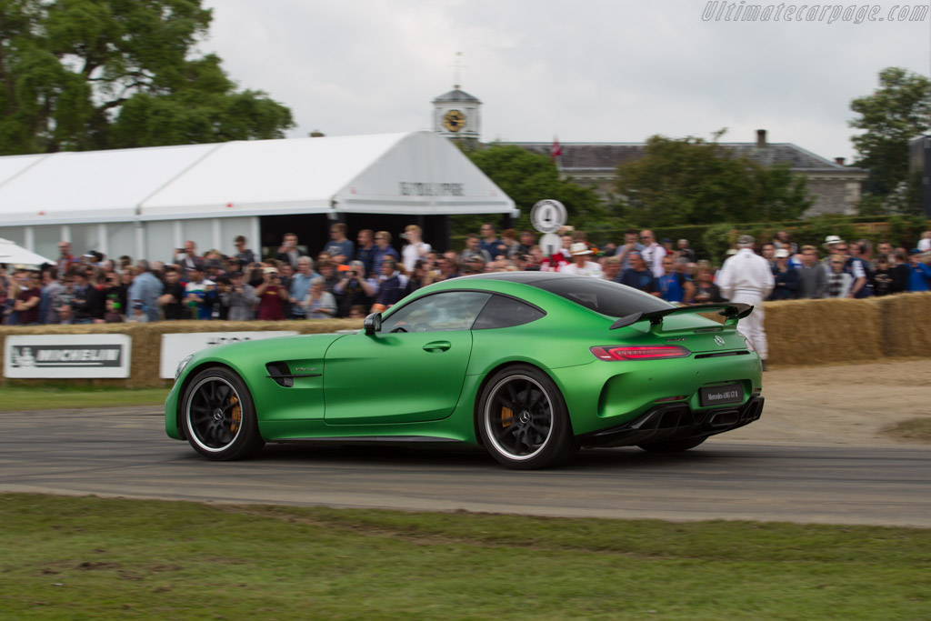 Mercedes-AMG GT R    - 2016 Goodwood Festival of Speed