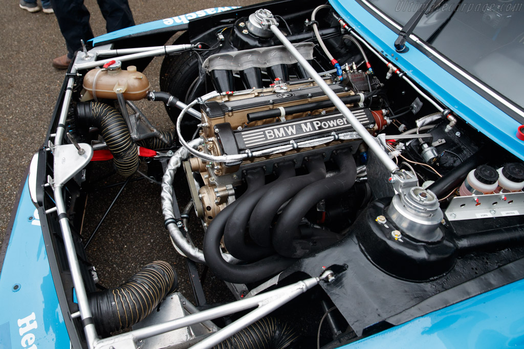 BMW 320 Group 5 - Chassis: E21-R1-08   - 2018 Goodwood Members' Meeting