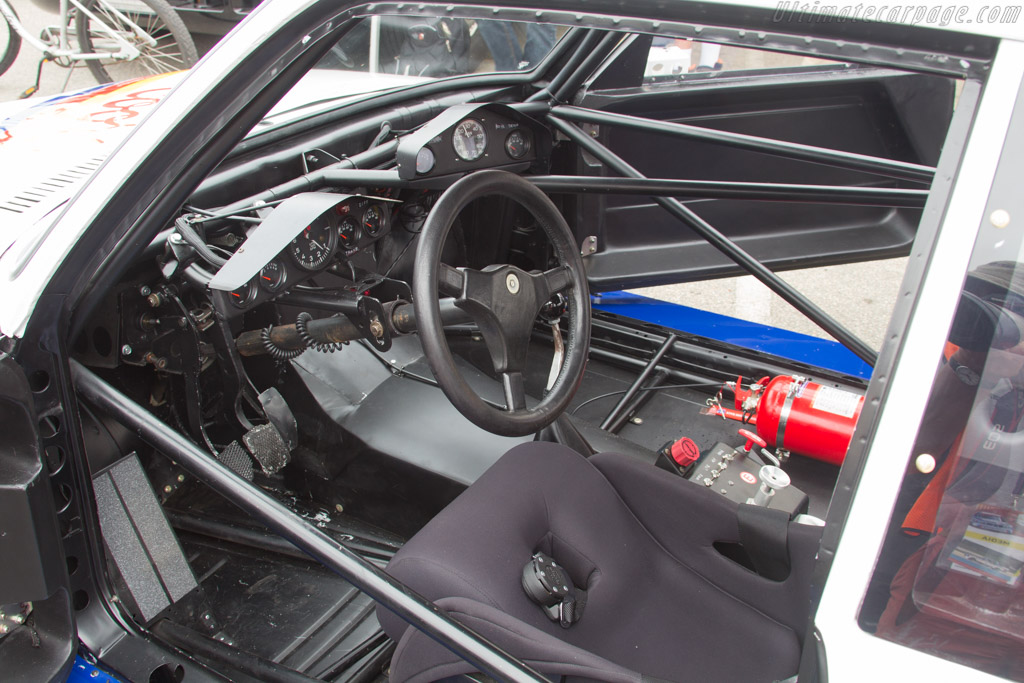 BMW 320 Turbo Group 5 - Chassis: E21-R4-05   - 2016 Monterey Motorsports Reunion