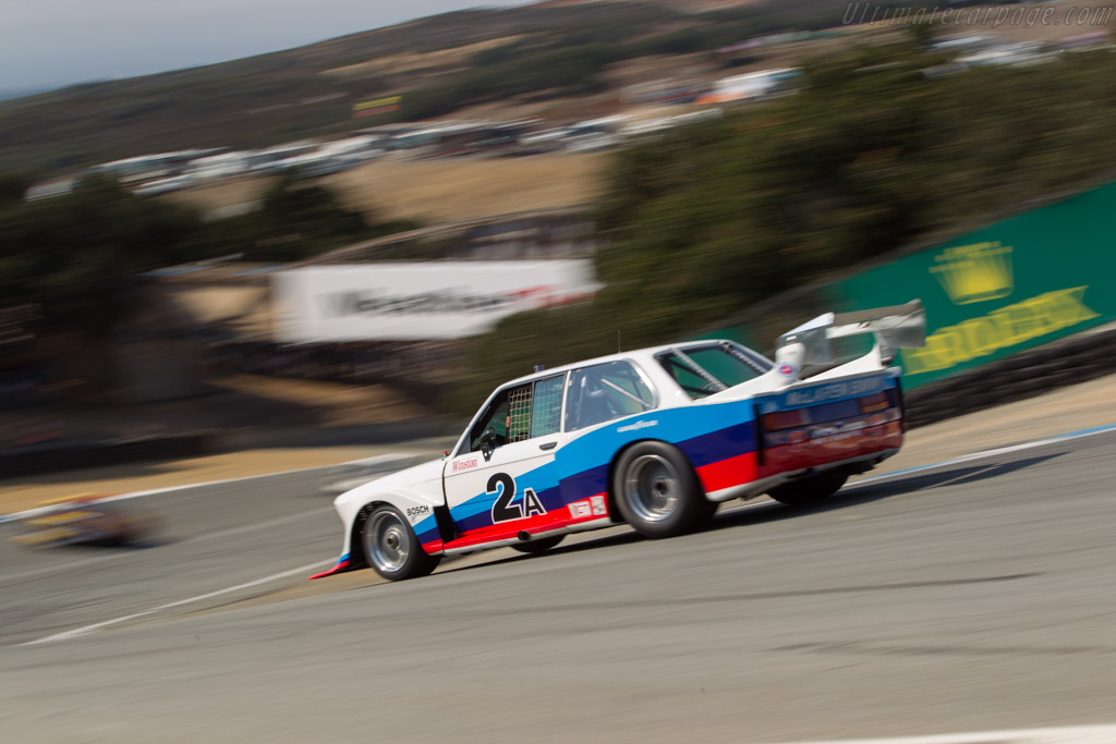 BMW 320 Turbo Group 5 - Chassis: 003   - 2016 Monterey Motorsports Reunion