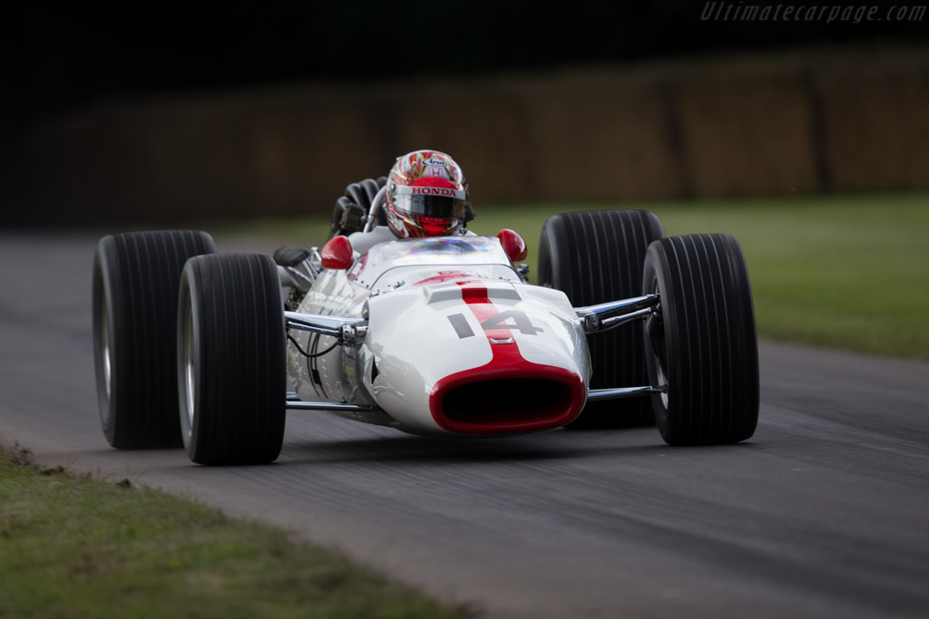 Honda RA300 - Chassis: RA300/1   - 2016 Goodwood Festival of Speed